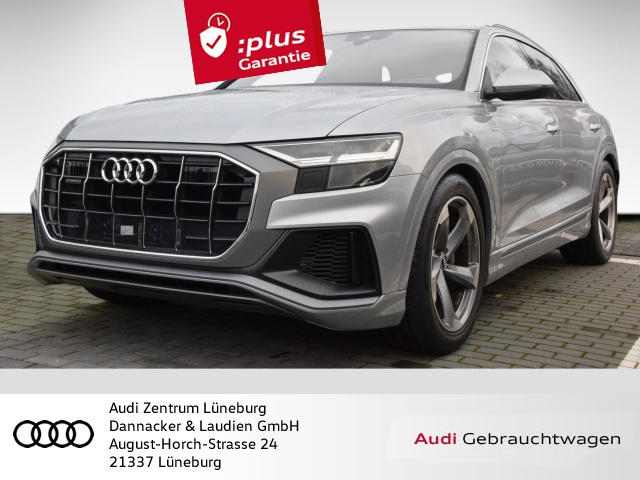 Audi Q8 50 3.0 TDI quattro Alu LED Navi ACC Standh., Jahr 2018, Diesel