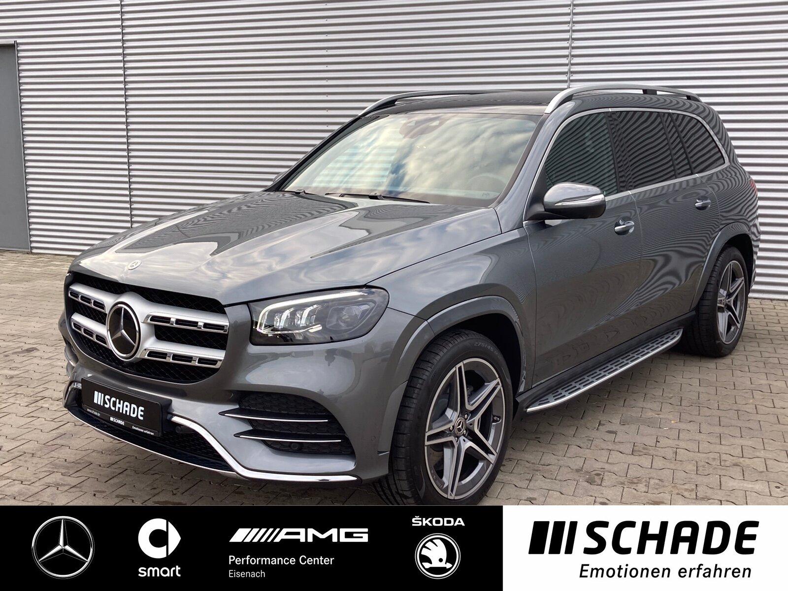 Mercedes-Benz GLS 400 d 4M AMG Line *Head-Up*AHK*Standheizung*, Jahr 2019, Diesel