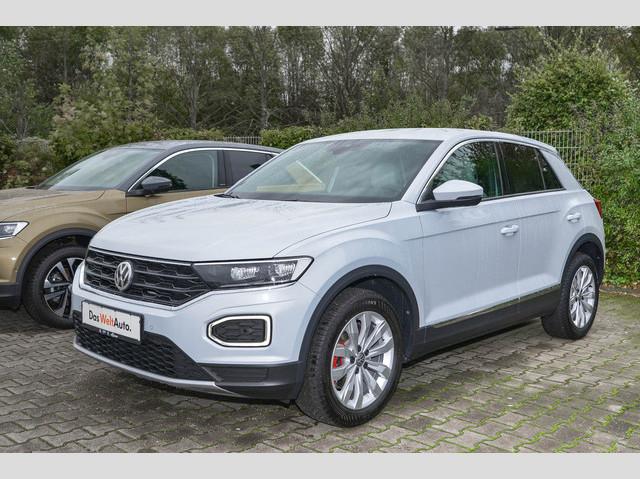 Volkswagen T-ROC Sport 1.5 TSI DSG Navi LED Leder ACC Kamera 3 Jahre Anschlussgarantie, Jahr 2020, Benzin