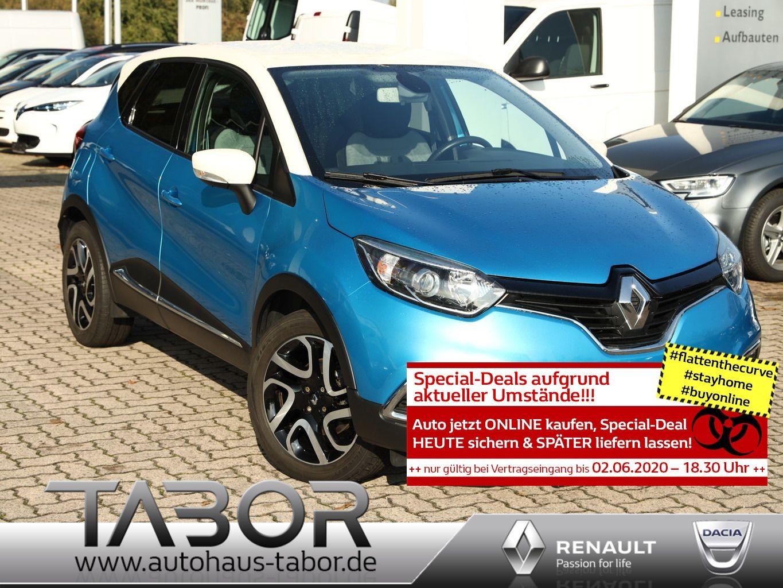 Renault Captur 1.5 dCi 90 Luxe 17Z Privacy Nav, Jahr 2015, Diesel