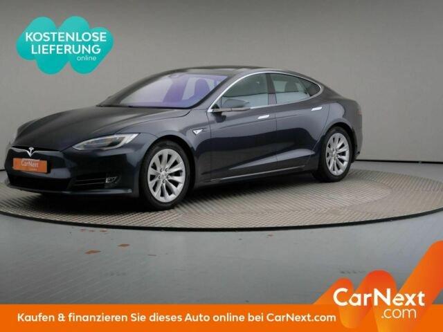 Tesla Model S Tesla S 90D Allradantrieb Pano, Jahr 2016, Elektro