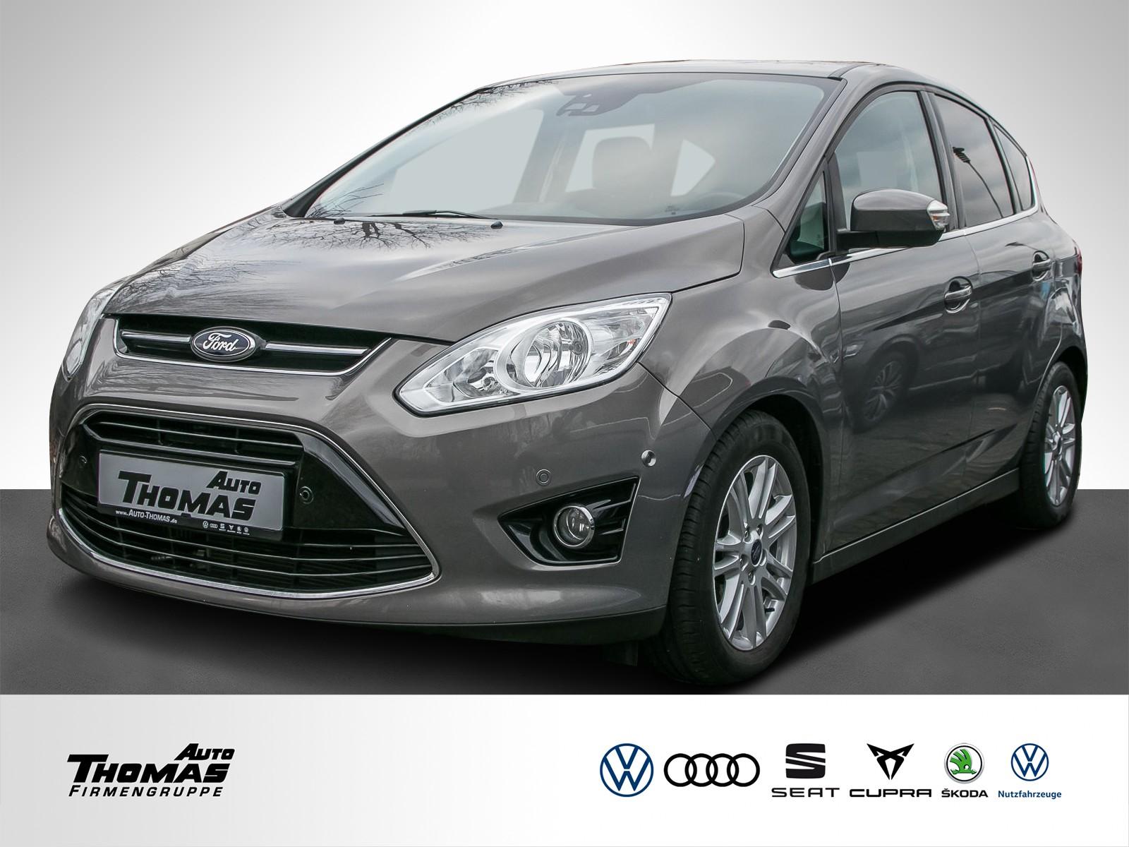 Ford C-Max 1.0 EcoBoost 6-Gang *AHK*SHZ*PARKPILOT*, Jahr 2013, Benzin