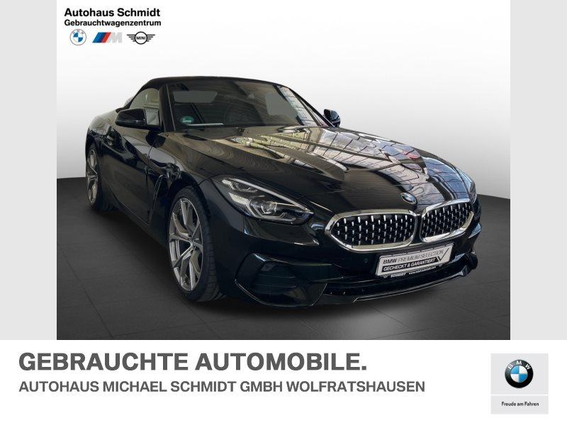 BMW Z4 sDrive20i Sport Line*19 Zoll*Memory*DAB*ACC*, Jahr 2020, Benzin