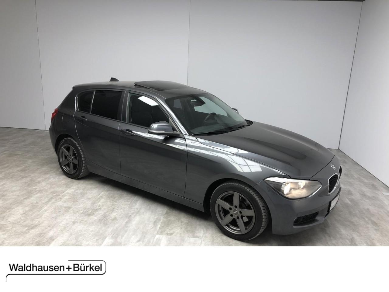 BMW 118d Klima Navi Einparkhilfe Schiebedach el., Jahr 2012, Diesel
