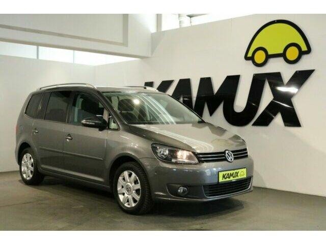 Volkswagen Touran 1.2 TSI Life +Navi +Klima +Sitzheizug+MFL, Jahr 2013, Benzin