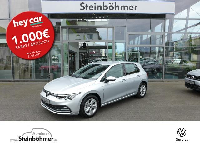 Volkswagen Golf Life 1.5TSI Navi LED DAB+ AppConnect SHZ, Jahr 2020, Benzin