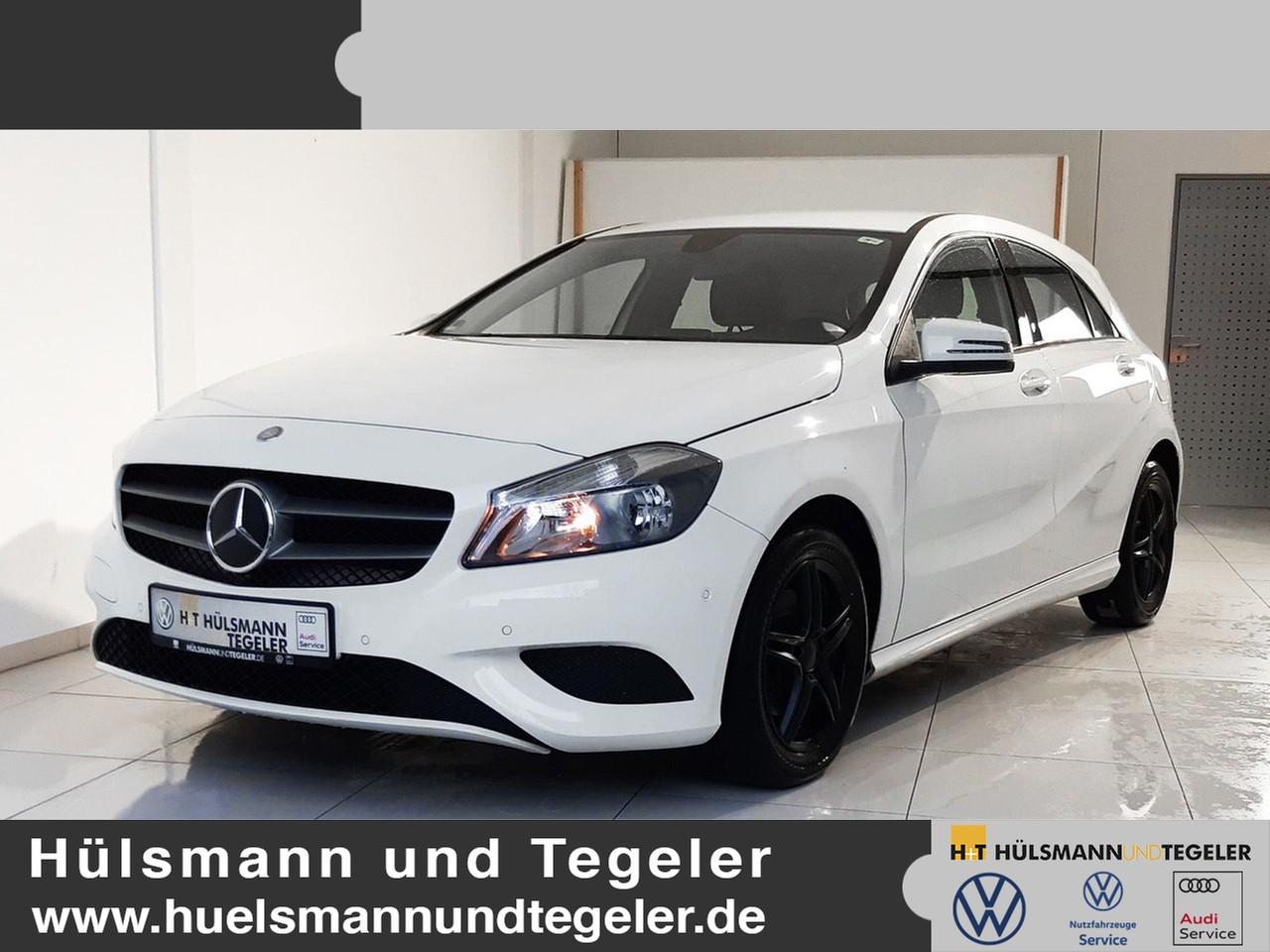 Mercedes-Benz A-Klasse A 180 BlueEfficiency, Jahr 2013, Benzin