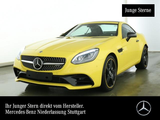 Mercedes-Benz SLC 43 AMG Final Edition MagicSky Distr Harman, Jahr 2019, Benzin