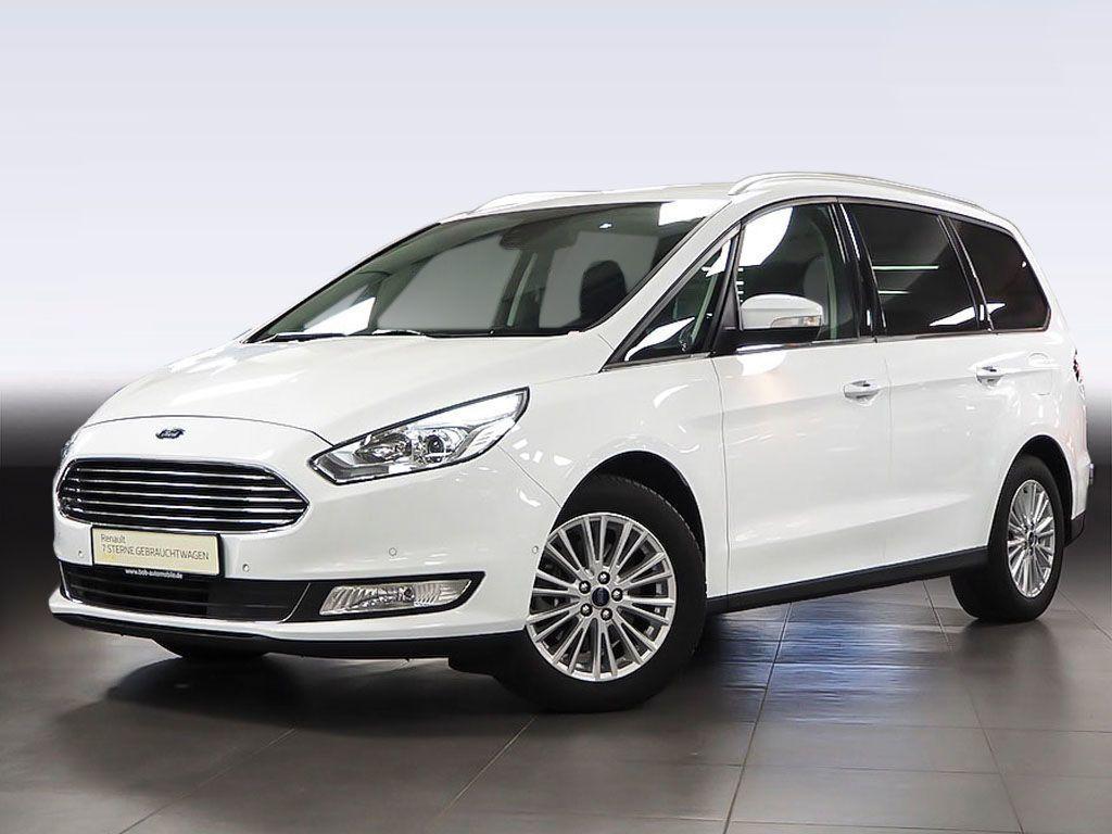 Ford Galaxy Titanium 7-SITZE NAVI SHZ KAMERA, Jahr 2019, Benzin