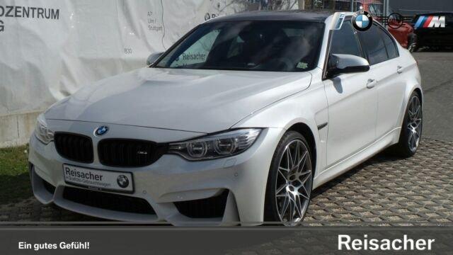 BMW M3 A Lim Navi,LED Scheinwerfer,Leder,Autom,Drivi, Jahr 2017, Benzin