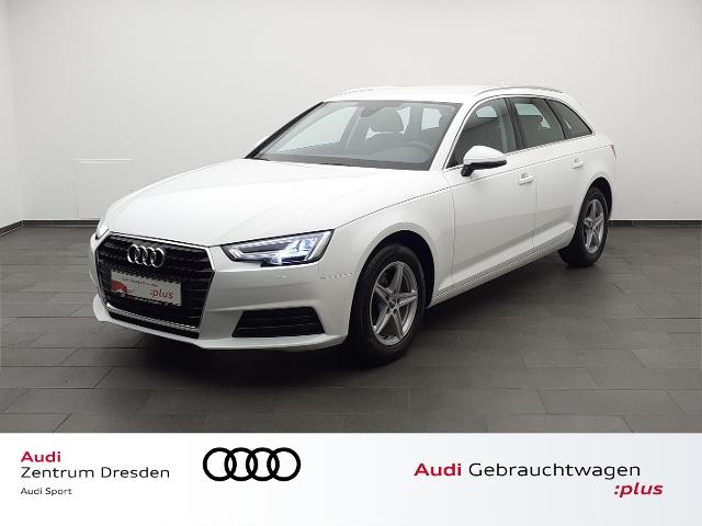 Audi A4 Avant 2.0 TDI LED-SW Navi AHZV, Jahr 2018, Diesel