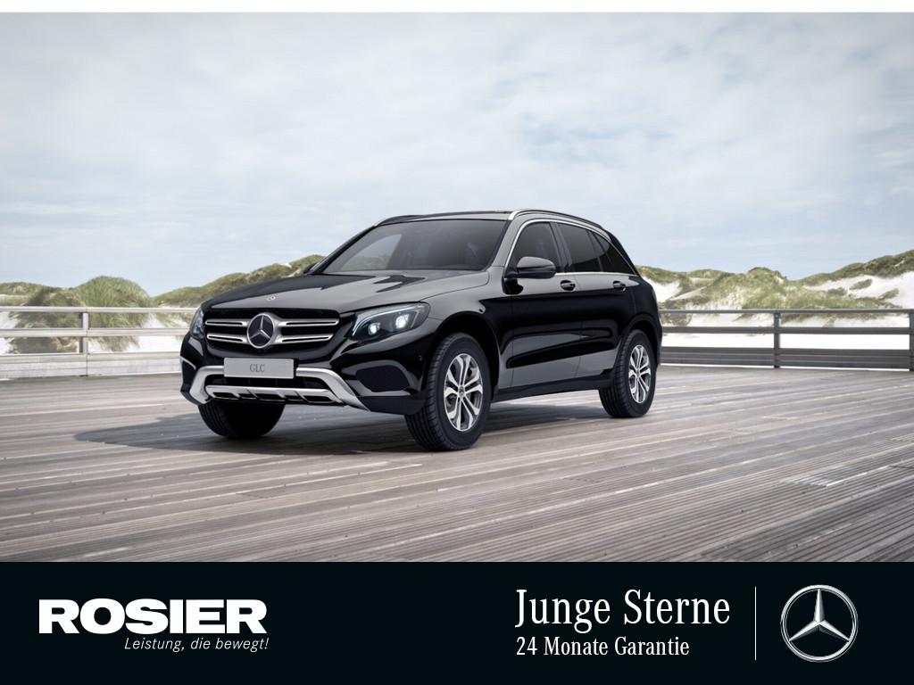 Mercedes-Benz GLC 250 d 4M OffRoad Ext, Jahr 2018, Diesel