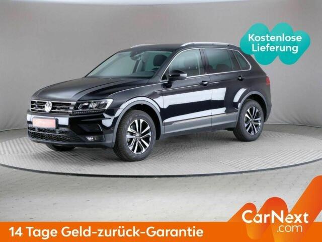 Volkswagen Tiguan 2.0TDI SCR 4Motion BMT DSG Comfortline, Jahr 2020, Diesel