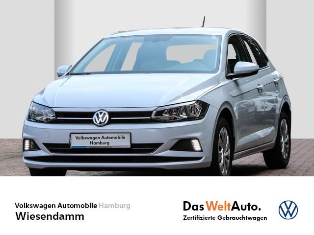 Volkswagen Polo 1.0 Comfortline EFH Klimaanlage ZV ESP, Jahr 2018, Benzin