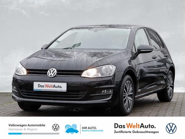 Volkswagen Golf VII 1.2 TSI Allstar PDC Klima SHZ, Jahr 2016, Benzin