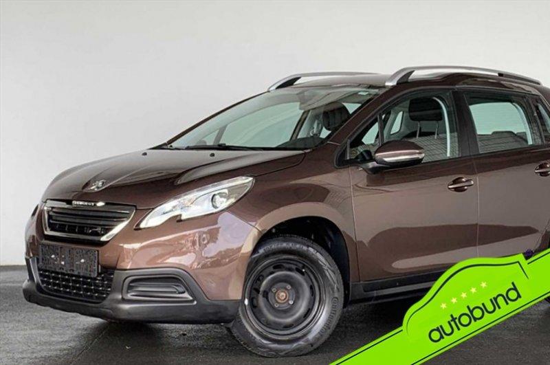 Peugeot 2008 1,2 Klima Garantie Tempomat, Jahr 2014, Benzin