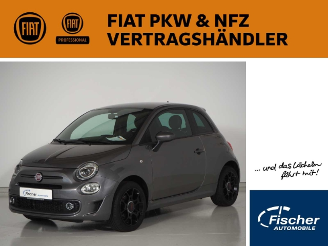 Fiat 500 1,2 8V Sport, Jahr 2016, Benzin