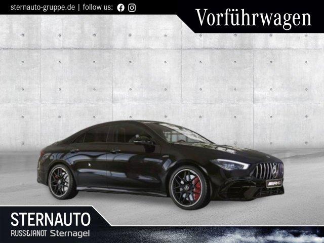 Mercedes-Benz CLA 45 S 4M+ Burm+Pano-Dach+DriversPack+Fahrassi, Jahr 2020, Benzin
