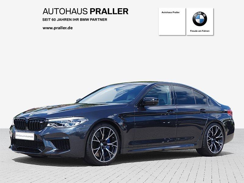 BMW M5 Limousine Competition HarmanKardon Night Vision Glasdach, Jahr 2018, Benzin