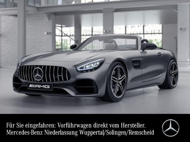 Mercedes-Benz AMG GT Roadster Night COMAND Burmester DISTRONIC, Jahr 2020, Benzin
