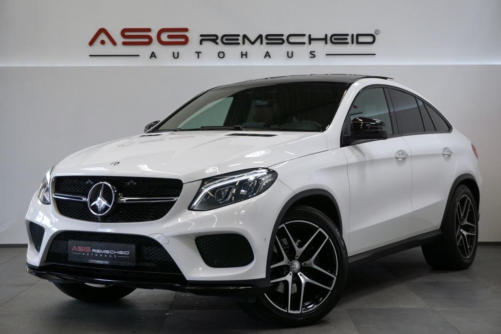 Mercedes-Benz GLE 350 d 4M *AMG Line *Pano *HK *KeyGo *Luft *, Jahr 2015, Diesel