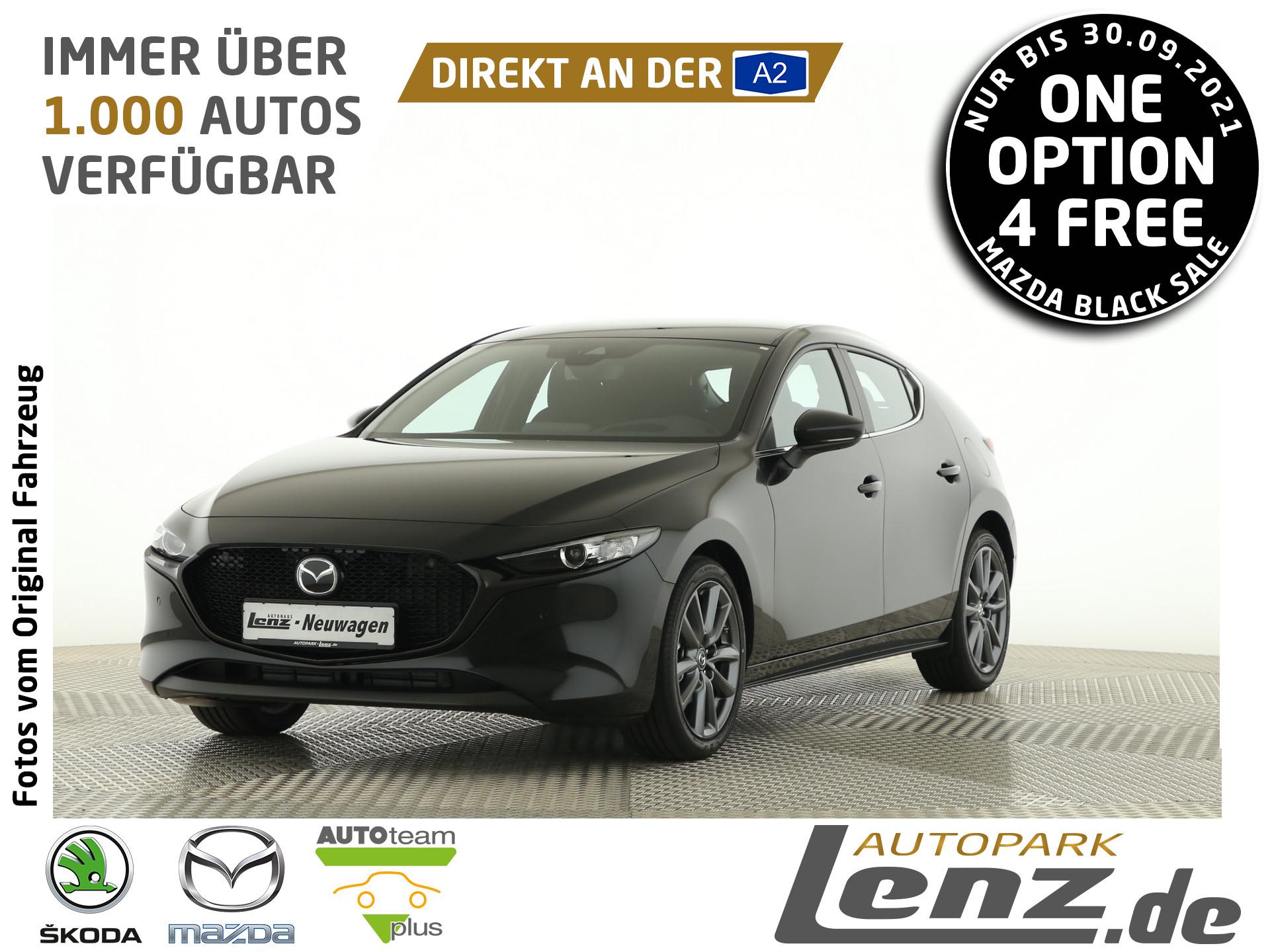 Mazda 3 finanzieren