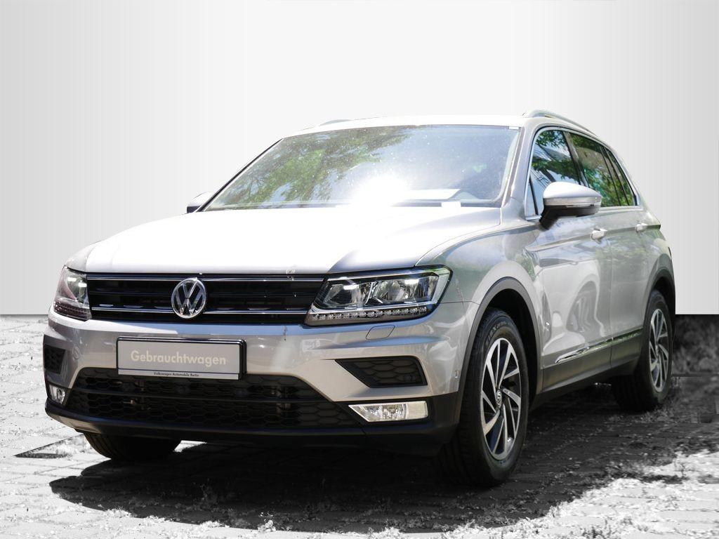 Volkswagen Tiguan 2.0TDI DSG SOUND NAVI LED PDC SHZ, Jahr 2017, Diesel