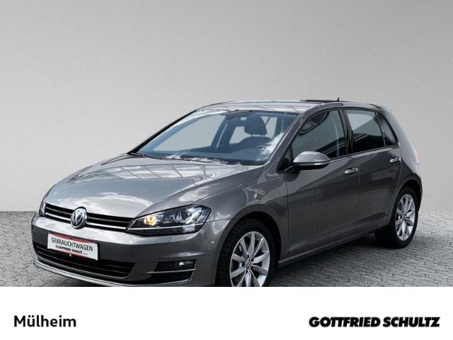 Volkswagen Golf VII 1.4 TSI DSG Highline Navi Xenon, Jahr 2016, Benzin