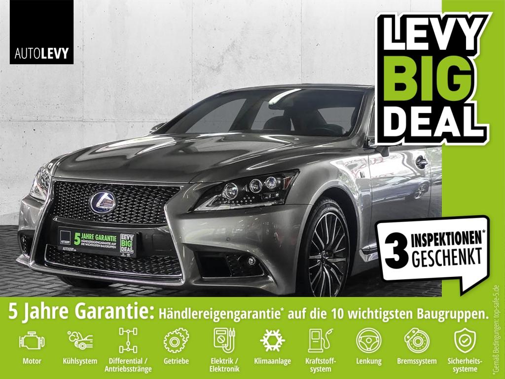 Lexus LS 600h F SPORT *Navi*Mark-Levinson*Schiebdach*, Jahr 2015, Hybrid