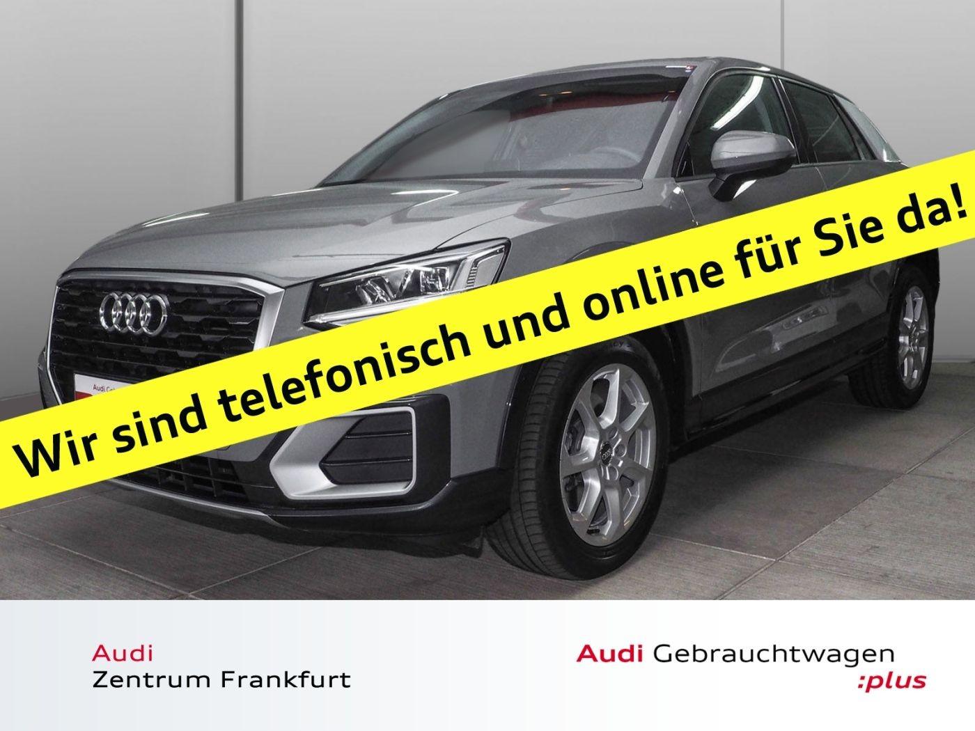 Audi Q2 1.4 TFSI sport LED Navi Sitzheizung Alu 17 Zoll, Jahr 2018, Benzin
