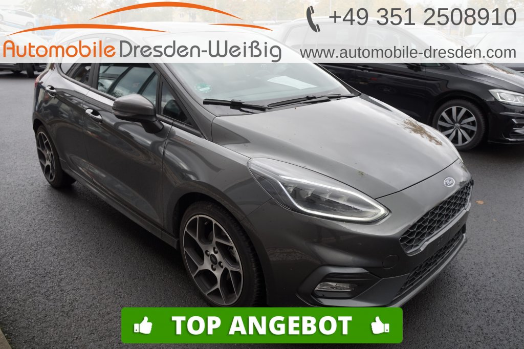 Ford Fiesta ST 1.5l EcoBoost Styling*Recaro*DAB, Jahr 2020, Benzin