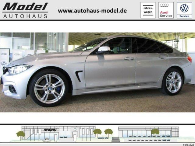 BMW 430d Gran Coupé xDrive M Sport - HuD - Navi - SD, Jahr 2015, Diesel