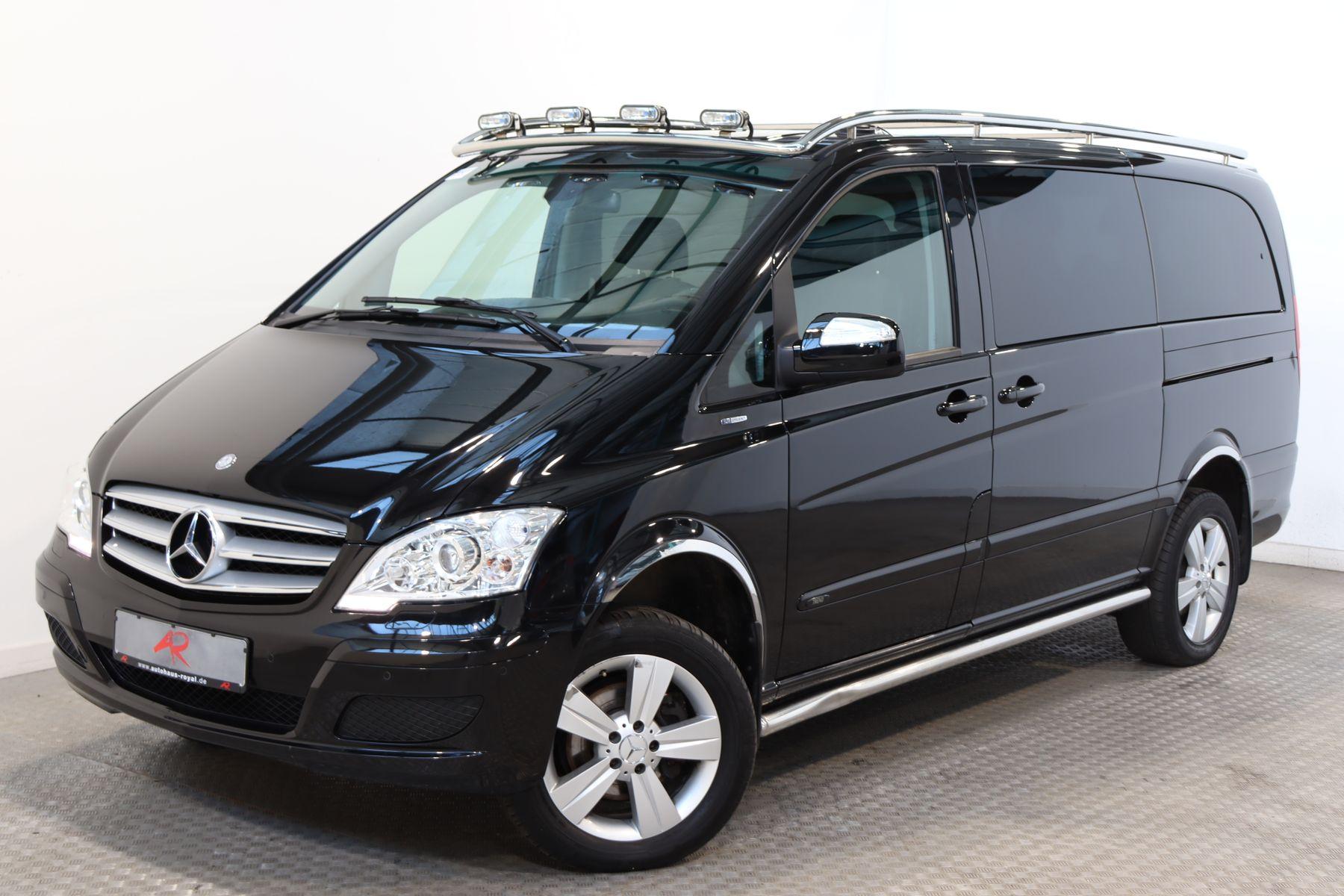 Mercedes-Benz Viano 2.2 CDI 4M LANG 8 SITZE STANDHEIZ.,COMAND, Jahr 2013, Diesel