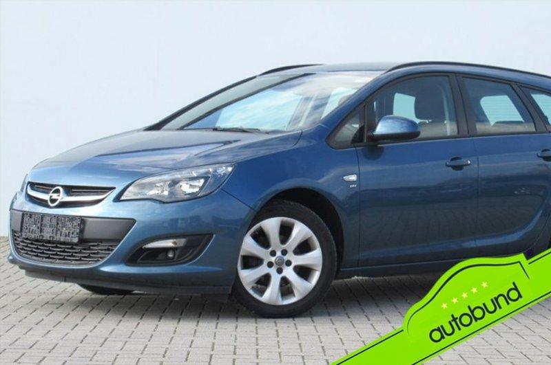 Opel Astra J Sports Tourer 1,4 ENERGY, Jahr 2014, Benzin