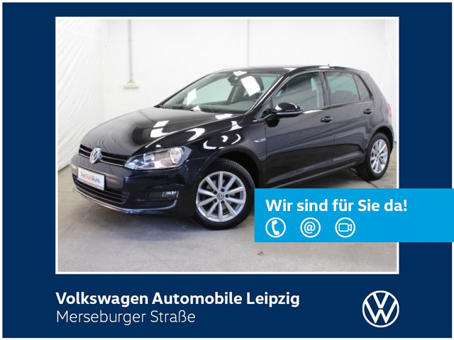 Volkswagen Golf VII 1.2 TSI Lounge *SHZ*GRA*Standheizung*, Jahr 2016, Benzin