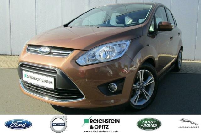 Ford C-Max 1.0EB SYNC Edition +FS-/Sitzhzg, Jahr 2013, Benzin