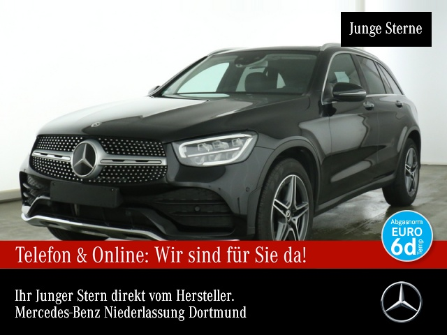 Mercedes-Benz GLC 220 d 4M AMG Pano Distr. LED Easy-Pack 9G, Jahr 2020, Diesel