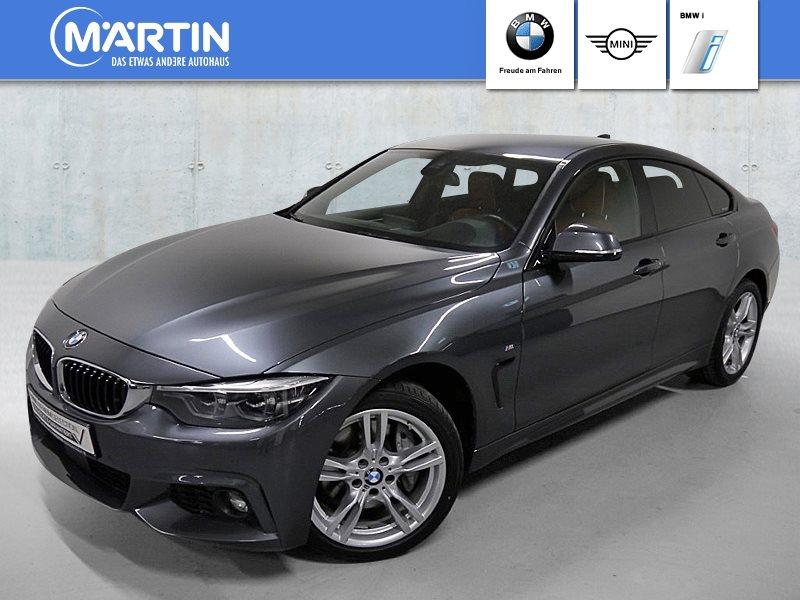 BMW 440i xDrive *Gran Coupé*M Sportpaket*Head-Up*DAB*, Jahr 2017, petrol