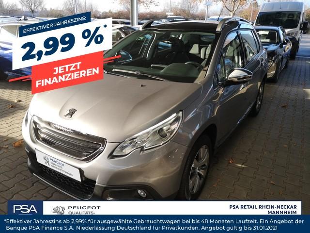 Peugeot 2008 Allure e-HDi FAP 92 S&S*NAVI*SHZ*P.DACH*EPH*, Jahr 2013, Diesel