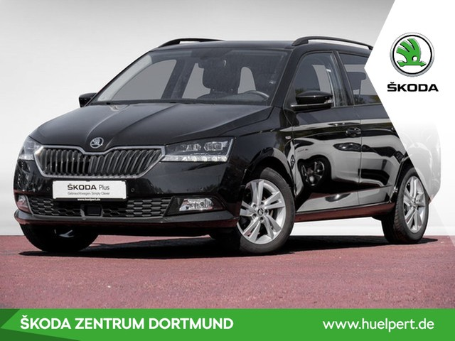 Skoda Fabia Combi 1.0TSI DRIVE125 BEST OF ACC PANO, Jahr 2020, Benzin