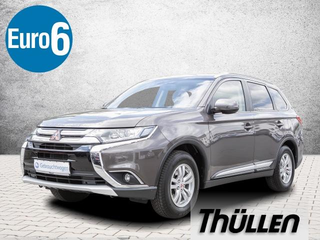 Mitsubishi Outlander SUV-Star 2.0 Benzin, Jahr 2016, Benzin