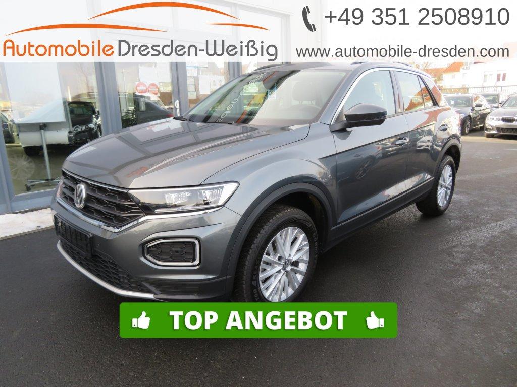 Volkswagen T-Roc 1.5 TSI DSG Style*Navi*ACC*LED*, Jahr 2019, Benzin