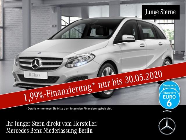 Mercedes-Benz B 250 Urban Kamera Klimaautom 7G-DCT Sitzkomfort, Jahr 2015, Benzin
