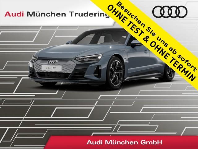"Audi e-tron GT qu. Pano Sportsitze plus Luftfw. 20"" Assistenz Umgebungskameras, Jahr 2021, electric"