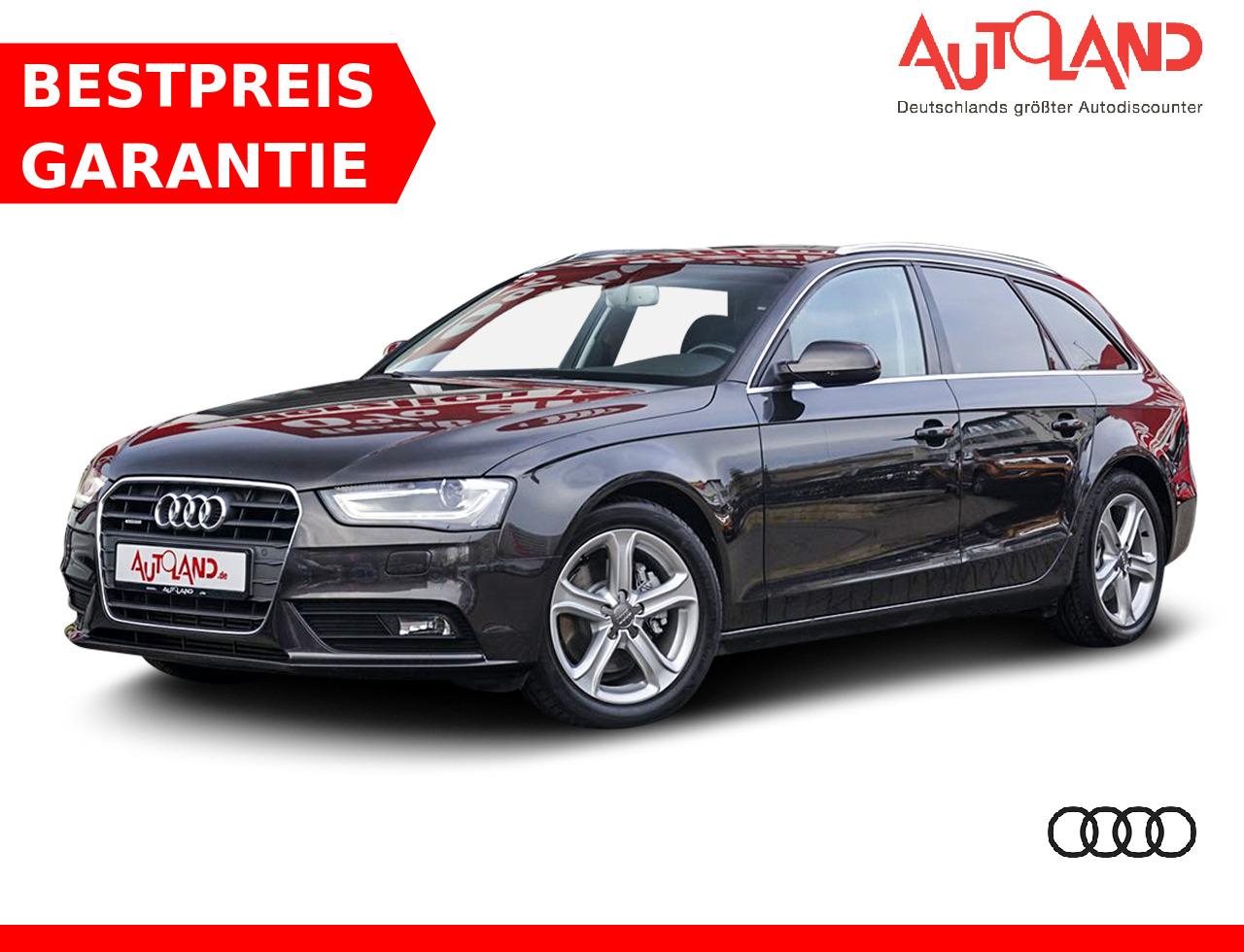 Audi A4 Quattro, Jahr 2014, Diesel