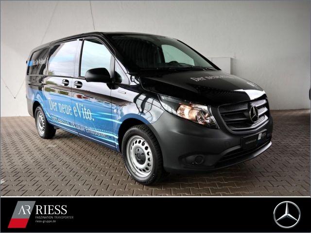 Mercedes-Benz eVito 111 Kasten / Klima / Navi / Cam / 120kmh, Jahr 2019, Elektro