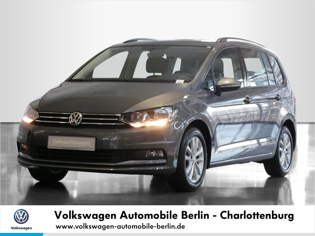 Volkswagen Touran 1.6 TDI Comfortline BMT, Jahr 2018, Diesel