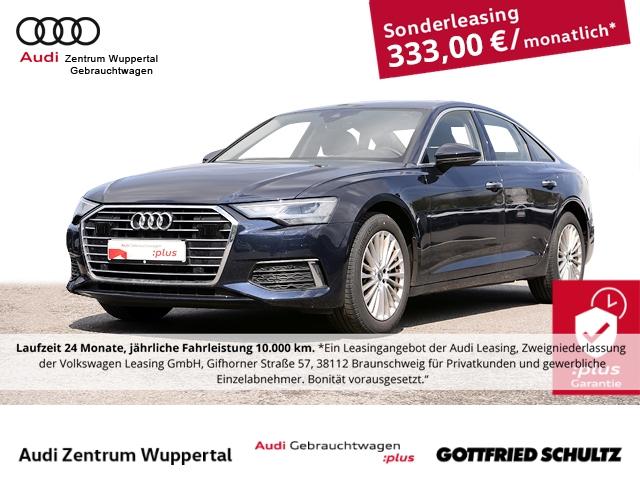 Audi A6 Lim 40TDI MEMORY ACC KAMERA VIRTUAL DAB LED NAV FSE 18ZOLL Design, Jahr 2020, Diesel