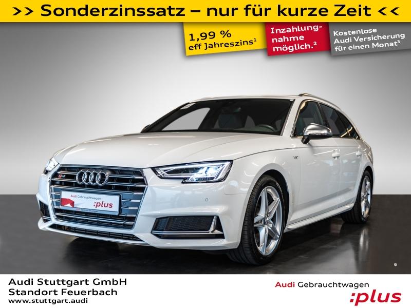 Audi S4 Avant 3.0 TFSI quattro LED Navi Massage PDC, Jahr 2017, Benzin