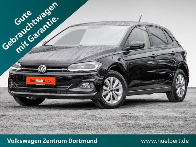 Volkswagen Polo 1.0 Highline DSG LED NAVI ACC DAB+, Jahr 2020, Benzin